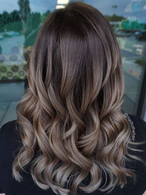 hair color ideas  brunettes health