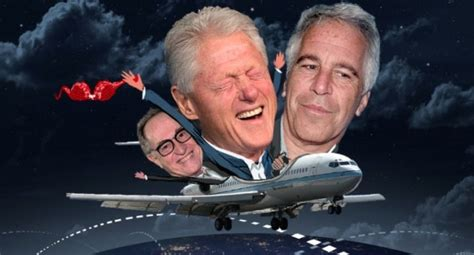 Ratherexposethem Bill, Hillary, And A Convicted Pedophile