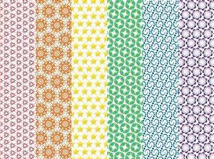 30 Free Creative Pattern Vectors