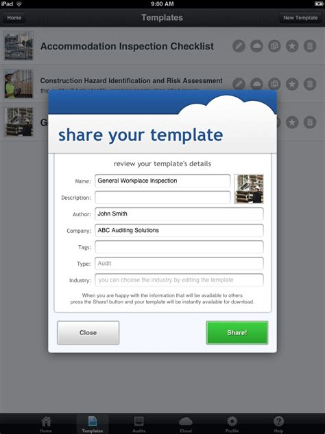 ipad app iauditor set  revolutionise safety audits