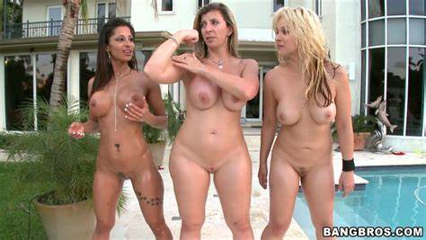 Gorgeous Three With Sarah Vandella Sara Solo Trash Whores Sara Jay Spicy J And Sarah Vandella
