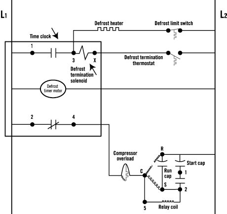 Refrigeration Wiring Diagrams