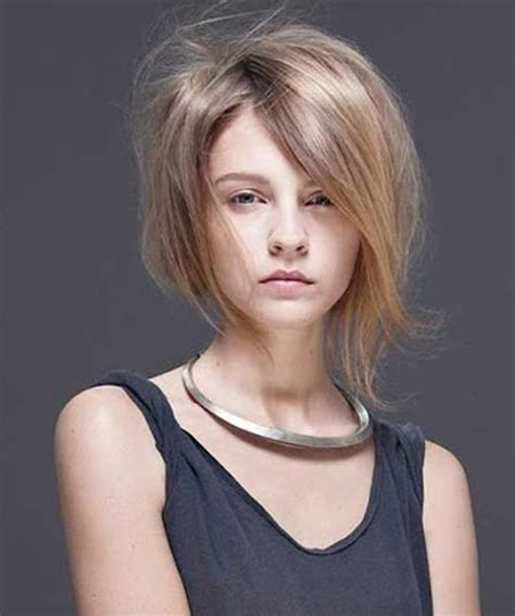 Modern Shaggy Short Hairstyles for Fine Hair Weekly Styles