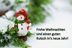 Schöne Weihnachten Grüße : frohe weihnachten 3 ~ Haus.voiturepedia.club Haus und Dekorationen