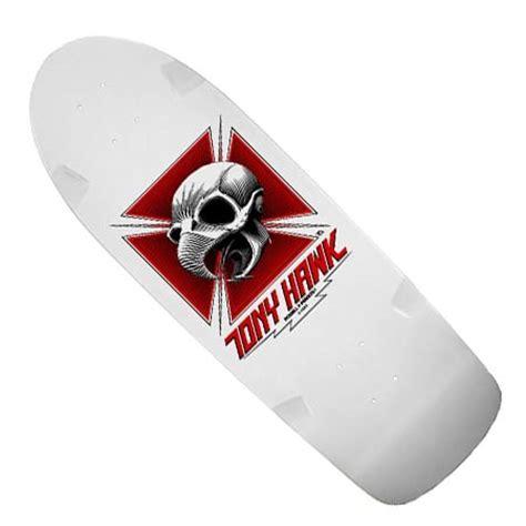 tony hawk skateboard decks school bones brigade tony hawk skull school deck in stock at