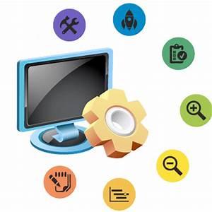 12 Custom Development Icons Images - Custom Software ...