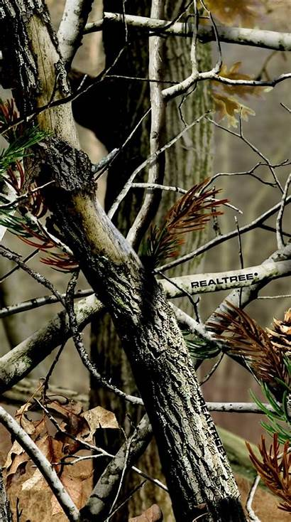 Realtree Camo Iphone Camouflage Zedge Wallpapers Tree