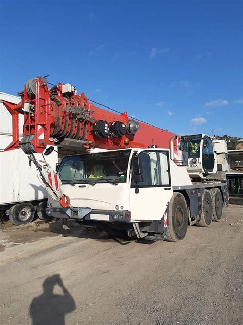 terex demag ac   cranes  sale omnia machinery