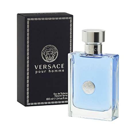 versace pour homme cologne perfume for eau de toilette spray 3 4 oz 100 ml ebay