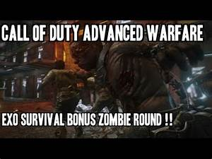 Call Of Duty Advanced Warfare News - Exo-Survival Zombie ...