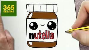 comment dessiner nutella kawaii etape par etape dessins With affiche chambre bébé avec ice watch fleurie