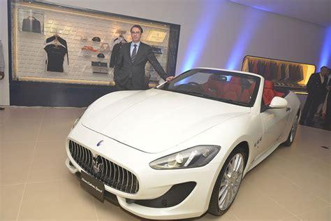 Maserati Opens Dealership In Bangalore