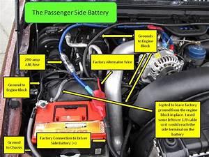 Dc Power 185a Oem Alternator Issues