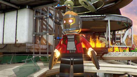 lego marvel super heroes  ushers   guardians