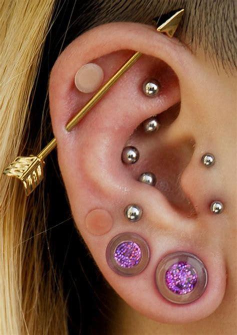 industrial barbells  industrial piercing jewelry