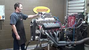 Chevy Blown Big Block 572 On Dyno By Smeding Performance