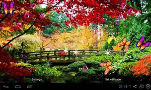 Free 3D Garden Live Wallpaper APK Download For Android ...