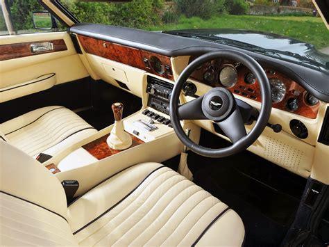 Interior, Sports Car, Speedometer, Aston