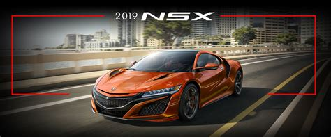 New Acura Nsx For Sale by 2019 Acura Nsx For Sale Finance A New Nsx Near Pasadena Ca