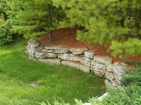 boulders for retaining wall retaining walls and outcroppings treetops landscape design inc