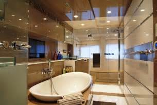 Master Bathroom Decorating Ideas Pinterest by 37m Superyacht Has Her Interior Design By Lab Yacht