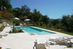 chambres d39hotes la restanquiere grimaud europa bed With photo de jardin avec piscine 4 terrasse des chambres dhates chambres dhates 224 saint