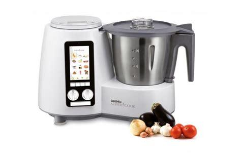 appareil pour cuisiner qc 360 cuiseur multifonctions delimix supercook