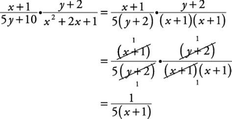 operations  algebraic fractions