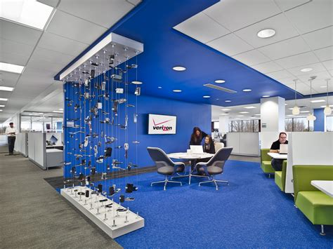 Verizon's New Jersey Offices - Office Snapshots