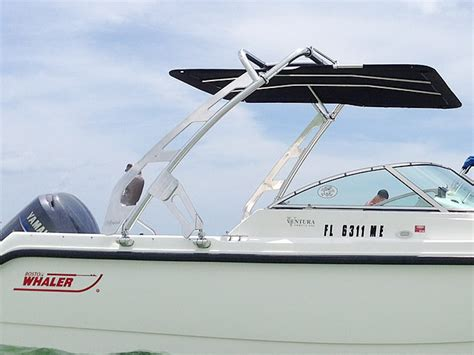 Boston Whaler Wakeboard Boat by Boston Whaler Wakeboard Tower Gallery