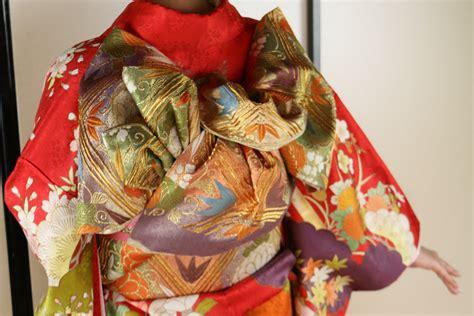 history  japanese sash called obi belt japanese