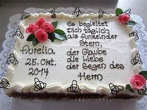 Kuchen Zur Taufe : bilder mit torten zur kommunion taufe konditorei cafe lehmann ~ Frokenaadalensverden.com Haus und Dekorationen