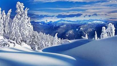 Winter Landscapes Wallpapers Landscape Backgrounds Awesome