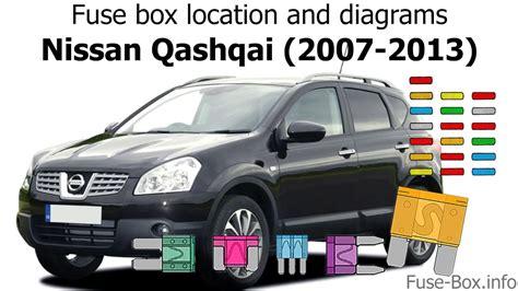 nissan qashqai fuse box diagram nissan cars review release raiacarscom