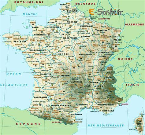 Carte De La Ville by Infos Sur Ville Arts Et Voyages
