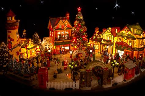 one day i will own a christmas village studio 56