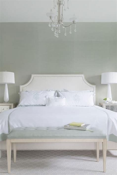 green and gray bedroom 17 best ideas about gray green bedrooms on pinterest 15469 | 3efb61bc0977e94f1bfbf82cc8cdf0d9