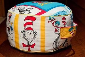 Child U0026 39 S Pillow Seat Seuss Panels