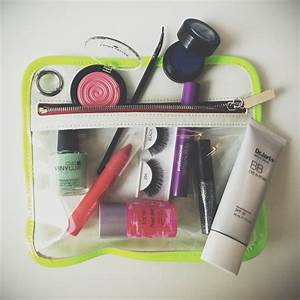 Makeup Essentials Checklist  Real Simple