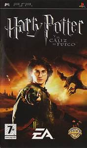 Harry Potter and the Goblet of Fire (2005) PSP box cover ...