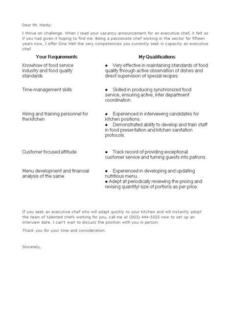 Resignation Letter For Commis Chef - Sample Resignation Letter