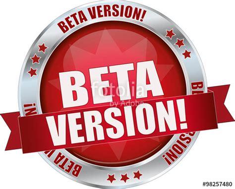 Beta Version Icon #91690