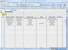 Descargar Control varios almacenes Excel Gratis en Español