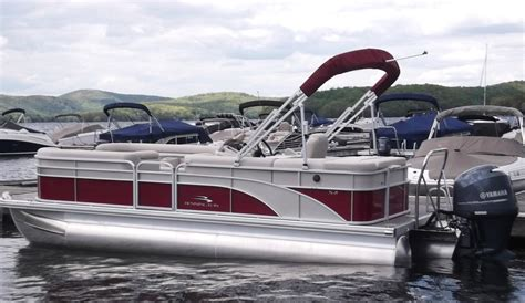 Bennington Boats Sold by Bennington 21 Slx 2014 For Sale For 32 995 Boats From