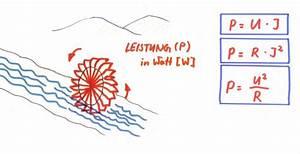 Watt Berechnen Formel : die elektrische leistung haustechnik verstehen ~ Themetempest.com Abrechnung