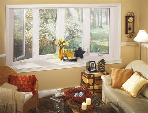 decorating ideas  window treatments  casement windows