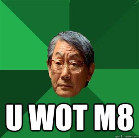 U Wot M8 Meme - image 307224 u wot m8 know your meme