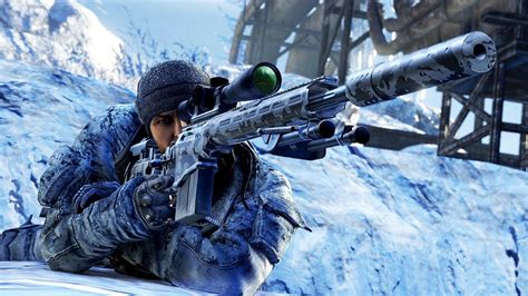 Sniper Mission Gameplay