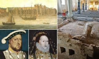 tudor palace rooms  uncovered  greenwich   find
