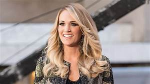 Popular American country singer Carrie Underwood is still ...